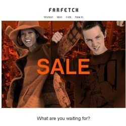 [Farfetch] Over 3000 items now at 70% off