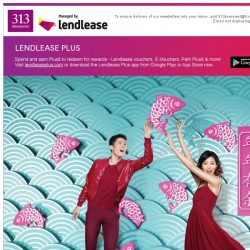 [313somerset] Leap Into A Prosperous Year   This CNY @313