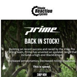 [Chain Reaction Cycles] Prime Wheels, What do you Know?