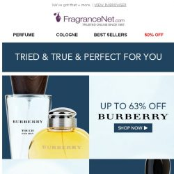 [FragranceNet] The BEST Brands? Yeah, We've Got 'Em