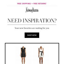 [Neiman Marcus] For you: Parker & other new faves