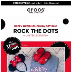 [Crocs Singapore] The Secret of the Most Renowned Fashionista is revealed!😍