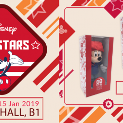 Takashimaya: Disney Fair Featuring Uniquely Singaporean Limited Edition Collection of Tees & Plushies