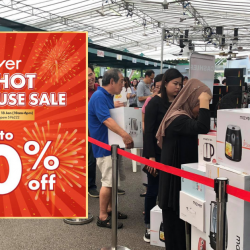 Mayer: Red Hot Warehouse Sale with Up to 90% OFF Kitchen & Household Appliances