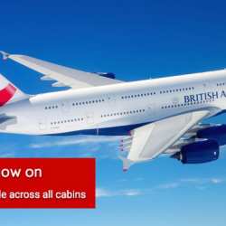 British Airways: Over 185 Cities on Sale with  All-In Return Fares from SGD585!