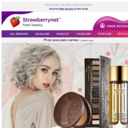 [StrawberryNet] 💖 The Perfect Valentine's Date Essentials Up to 56% Off!