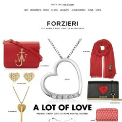 [Forzieri] Cupid's Gifts for Her