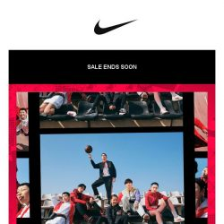 [Nike] 30% OFF ENDS SOON: Lunar New Year Sale