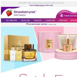 [StrawberryNet] 💖 Up to 76% Off on SEXY Perfume Gift Sets