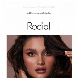 [RODIAL] Fall In Love With Our Valentine Essentials 💖