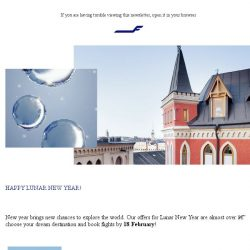[Finnair] Last call: do not miss these offers