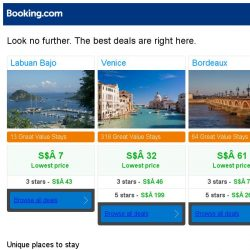 [Booking.com] Prices in Labuan Bajo dropped again – act now and save more!