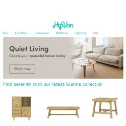 [HipVan] 🍃Create a peaceful haven for your home with THESE🍃
