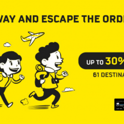 Scoot: Enjoy Up to 30% OFF Economy fares to Over 60 Destinations with Citi Credit Cards!