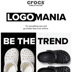 [Crocs Singapore] ⛔ BE THE TREND ⛔ Show Your Boldness