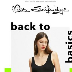 [Miss Selfridge] Our favourite B word 😏