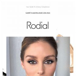 [RODIAL] Olivia Palermo x Rodial: Get The Look
