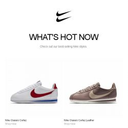 [Nike] This season's must-haves