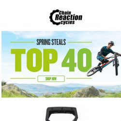 [Chain Reaction Cycles] Top 40! ▶ The Hits