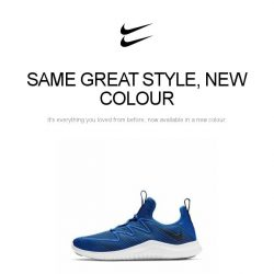 [Nike] Nike Free TR 9 Ultra in an all-new colour
