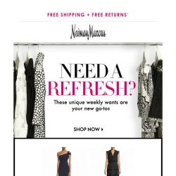 [Neiman Marcus] Attn: You've snagged THIS from Likely + more