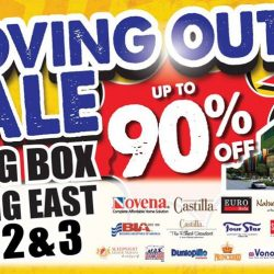 Big Box Jurong East: Moving Out Furniture Sale with Up to 90% OFF Storewide!