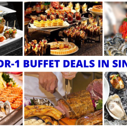 Your Ultimate Guide to the Best 1-for-1 Buffet Deals in Singapore!