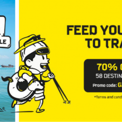 Scoot: GTG Sale with 70% OFF Flights to Osaka, Phuket, Hong Kong, Bangkok & More!
