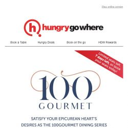 [HungryGoWhere] 1 Celebrity Chef & 1 Michelin-starred Chef cook up a (Thai) storm this April!
