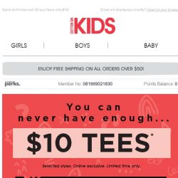 [Cotton On] $10 Tees✓$10 Dresses✓$10 Shorts✓$10 Skirts✓
