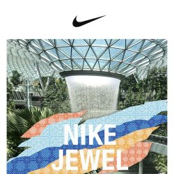 [Nike] Join us for the Grand Opening of Nike Jewel