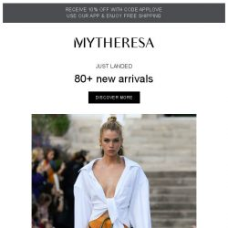 [mytheresa] Just in: Fendi, Jacquemus and Acne Studios