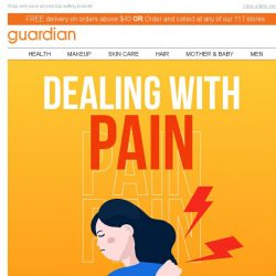 [Guardian] 💢 Save up to 52% on our Bestsellers for Pain Relief!
