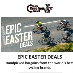 [Chain Reaction Cycles] Good Friday, Great Deals 👌