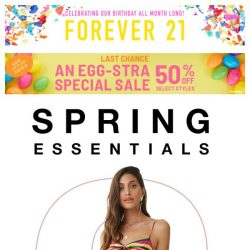 [FOREVER 21] HEY, CUTIE