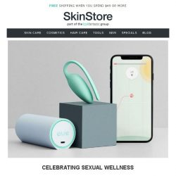 [SkinStore] Celebrating Sexual Wellness With 25% Off Elvie!