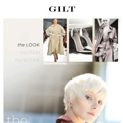[Gilt] Everything that matters in fashion. It's The Month in Review.
