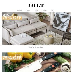 [Gilt] Up to 75% Off >>> Spring Home Sale | WÜSTHOF Classic