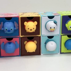 7-Eleven: Collect Exclusive Tsum Tsum Stack 'Em Drawers When You Spend at 7-Eleven!