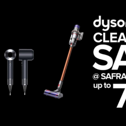 Harvey Norman: Dyson Clearance Sale with Up to 75% OFF at SAFRA Toa Payoh!