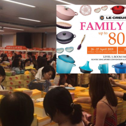 Le Creuset: Family Sale with Up to 80% OFF Cookware, Stoneware, Utensils & More