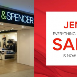 Marks and Spencer: JEM Everything Must Go Sale with Up to 50% OFF All Departments!
