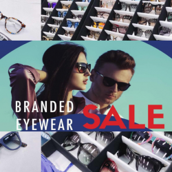 Better Vision: Mega Eyewear Warehouse Sale with Up to 90% OFF Branded Eyewear!