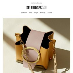 [Selfridges & Co] The throwback accessories you need now