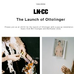 [LN-CC] TONIGHT: You're Invited to the Launch of Ottolinger