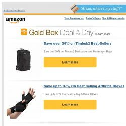 [Amazon] Save over 30% on Timbuk2 Best-Sellers