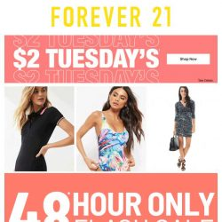 [FOREVER 21] SUP, BABE. YOU SINGLE?