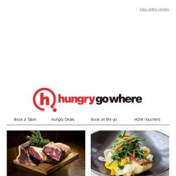 [HungryGoWhere] HungryGoWhere Set Menu Specials - Keep your stomach and wallet full