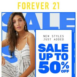 [FOREVER 21] 💐 The Spring Sale Edit 💐