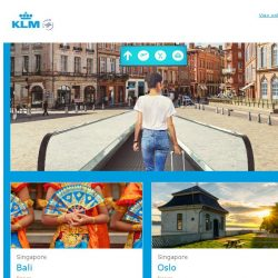 [KLM] Last seats sale ends on 22 May!